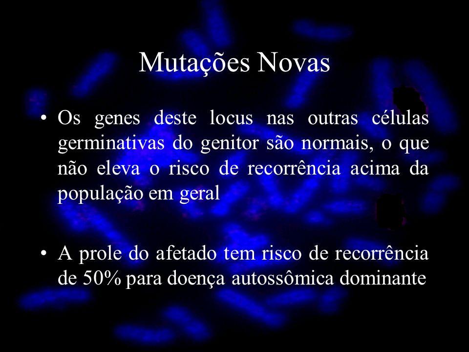 Mutações Novas
