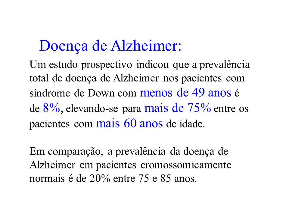 Doença de Alzheimer:
