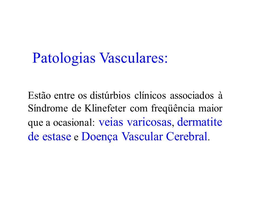 Patologias Vasculares: