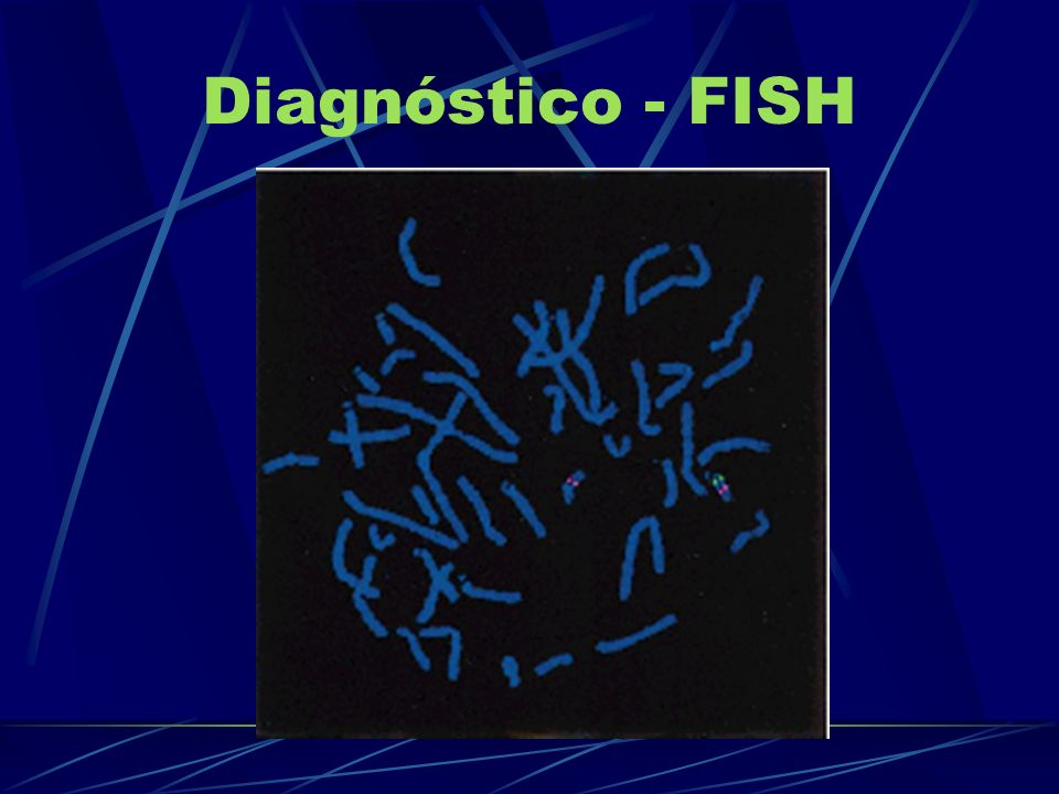 Diagnóstico - FISH