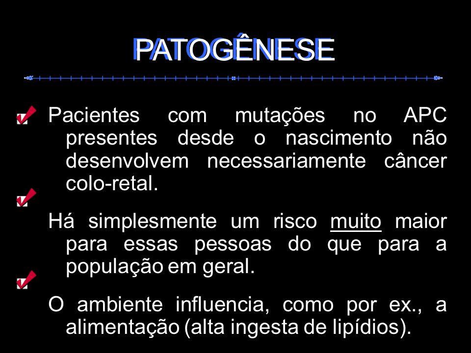PATOGÊNESE PATOGÊNESE