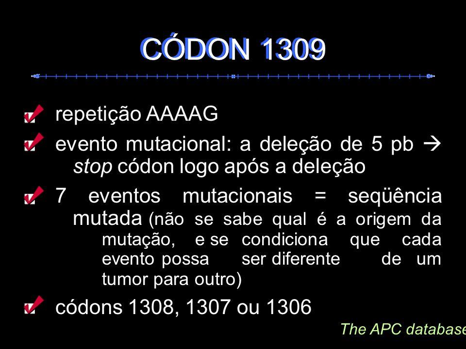 CÓDON 1309 CÓDON 1309 repetição AAAAG