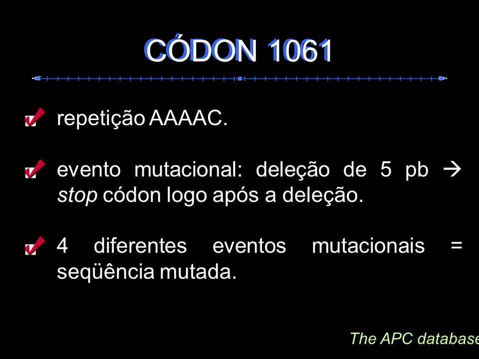 CÓDON 1061 CÓDON 1061 repetição AAAAC.