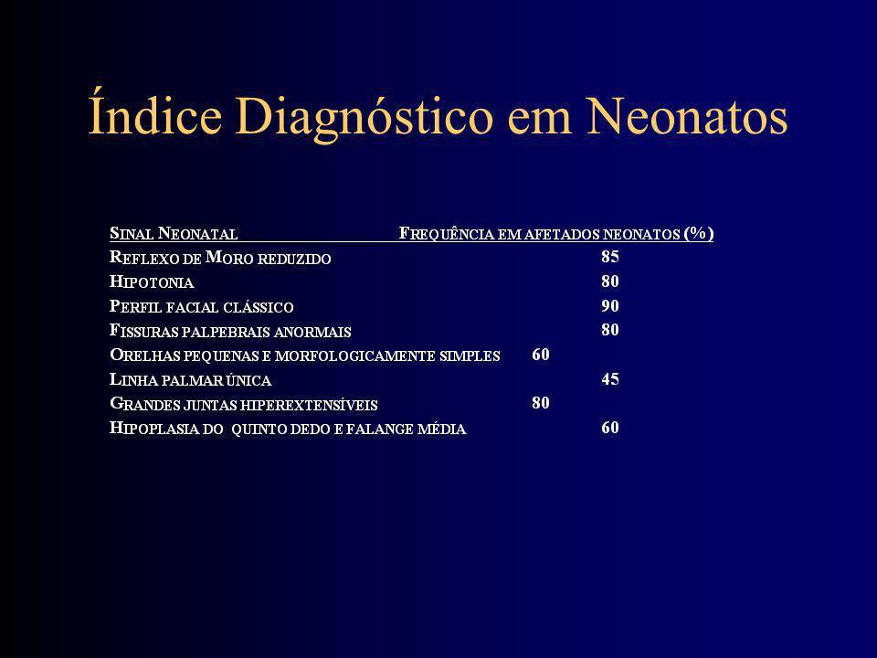 Índice Diagnóstico em Neonatos