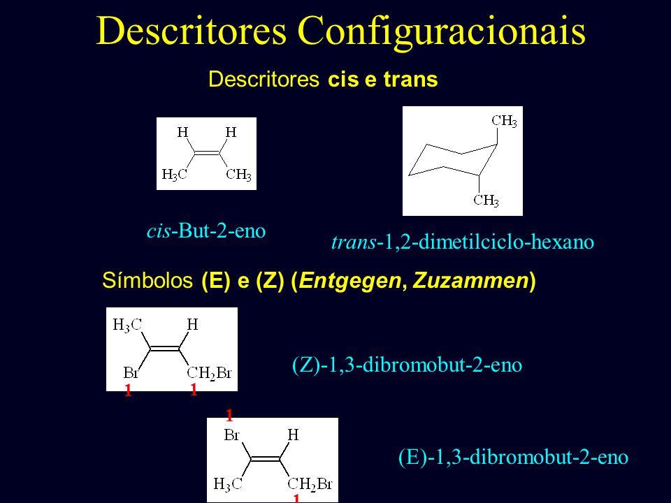 Descritores Configuracionais
