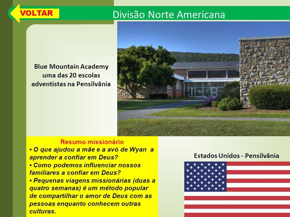 Divisão Norte Americana