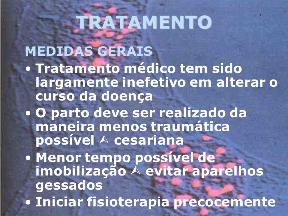 TRATAMENTO MEDIDAS GERAIS