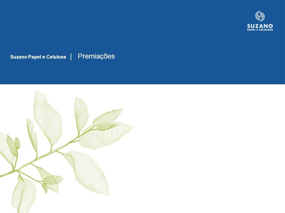 Suzano Papel e Celulose | Premiações