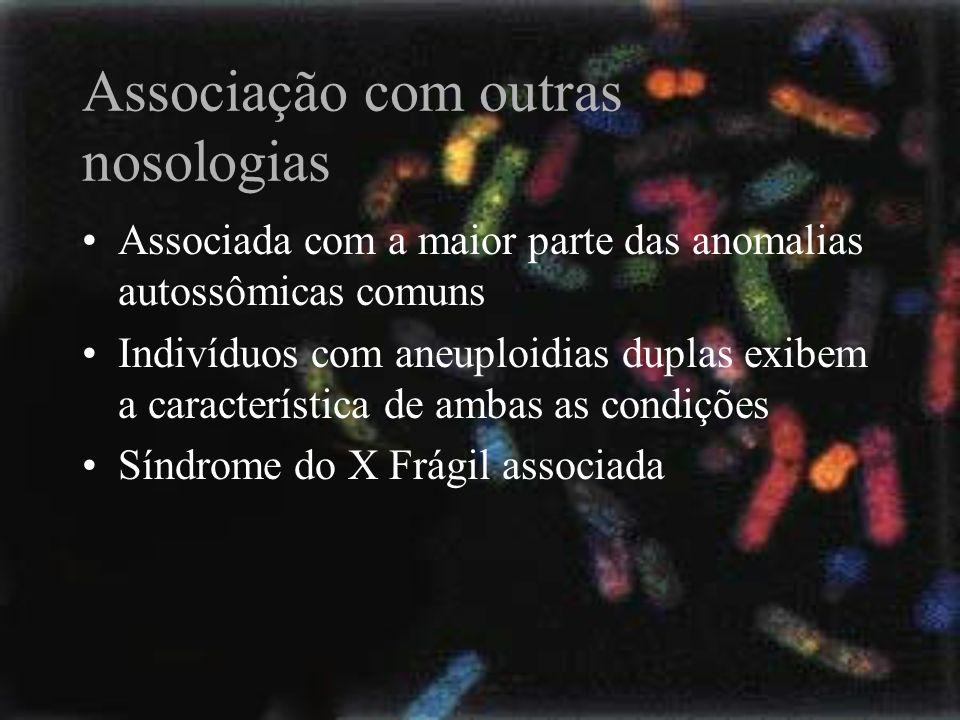 Associação com outras nosologias