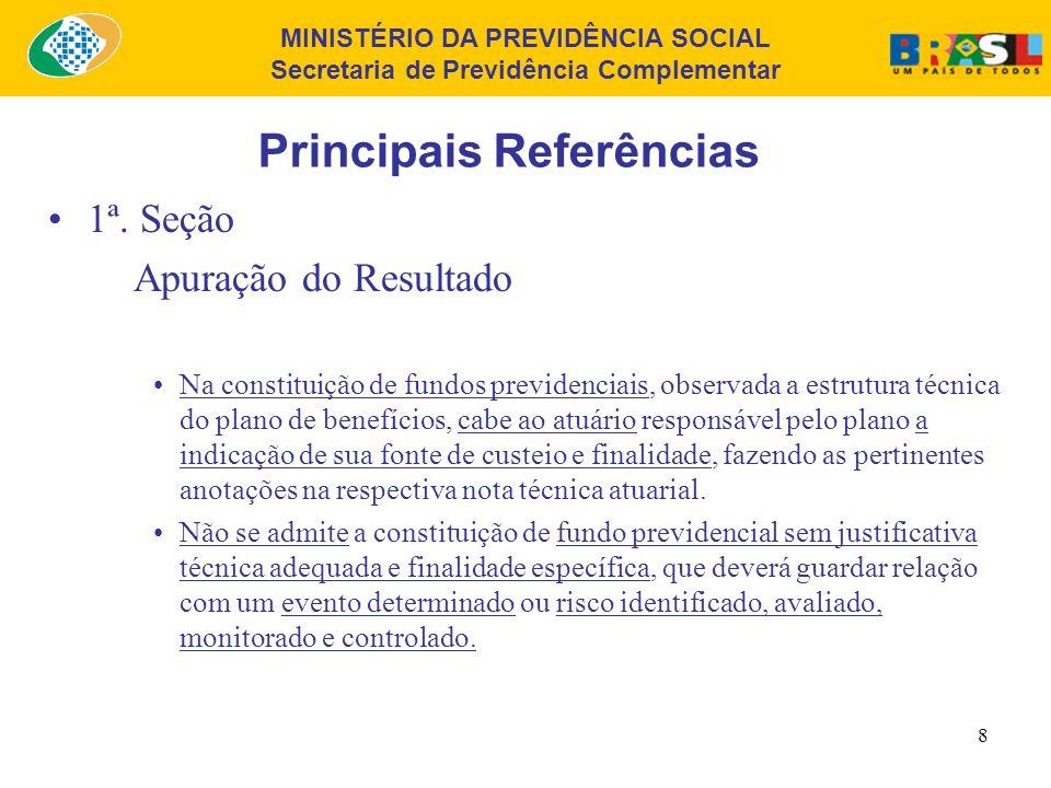 Principais Referências