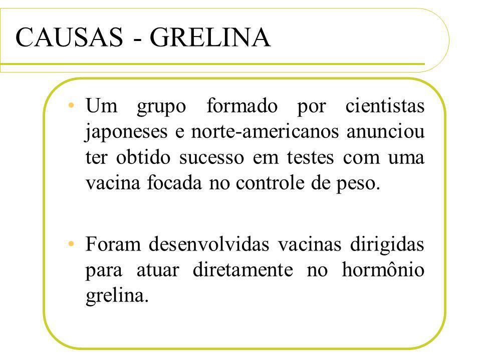 CAUSAS - GRELINA