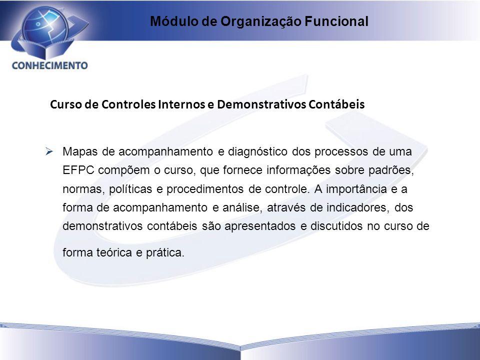 Módulo de Organização Funcional