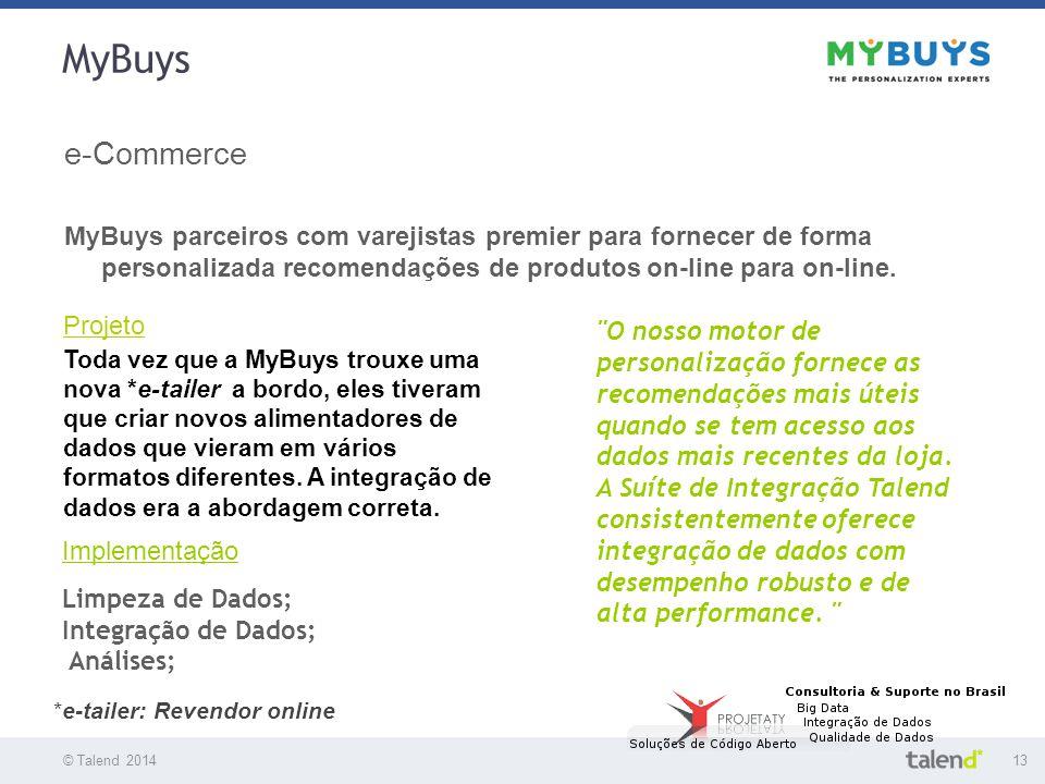 MyBuys e-Commerce. MyBuys parceiros com varejistas premier para fornecer de forma personalizada recomendações de produtos on-line para on-line.