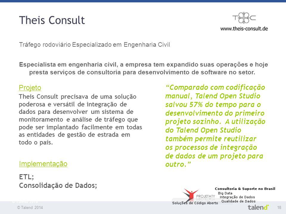 Theis Consult Tráfego rodoviário Especializado em Engenharia Civil.