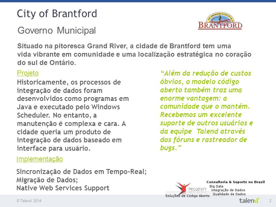 City of Brantford Governo Municipal