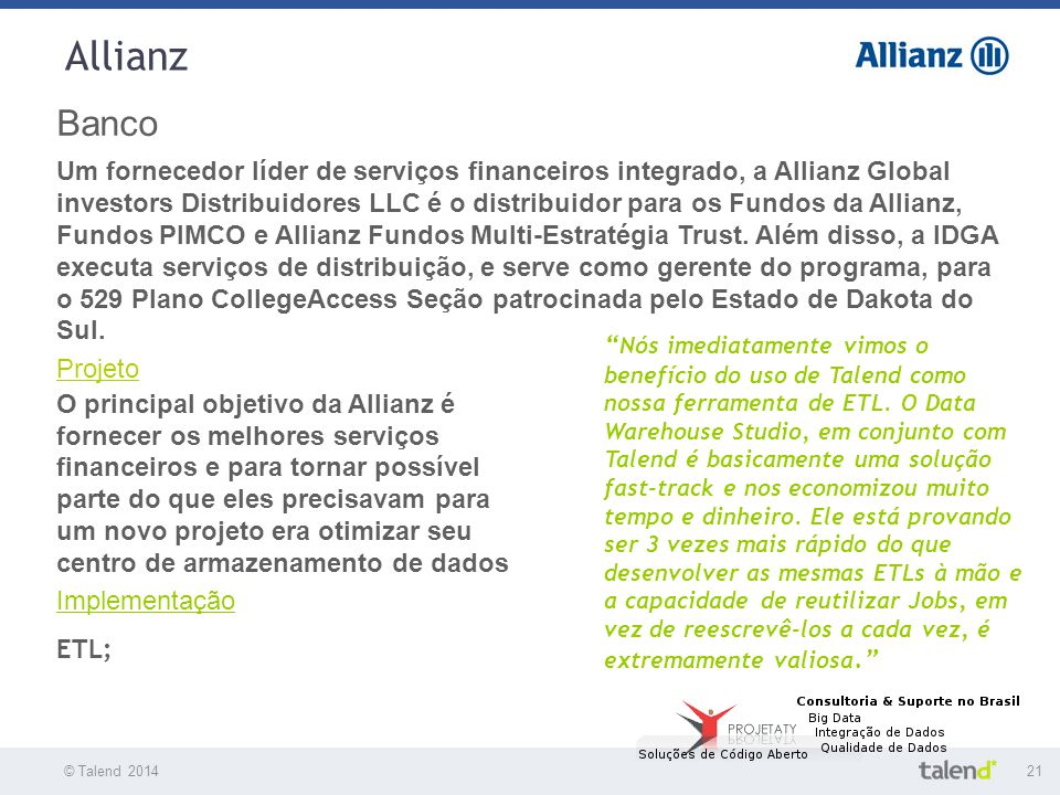 Allianz Banco.