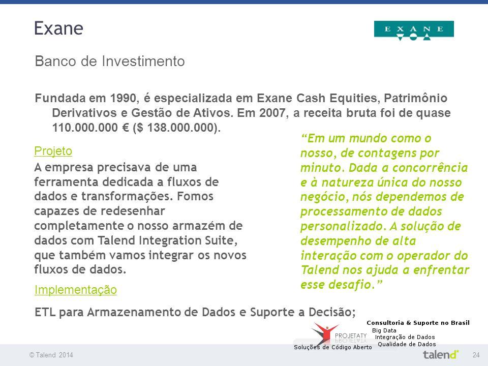 Exane Banco de Investimento