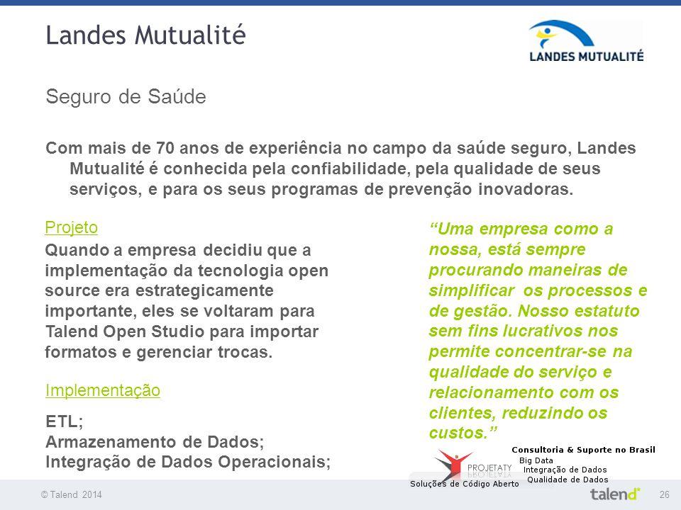Landes Mutualité Seguro de Saúde