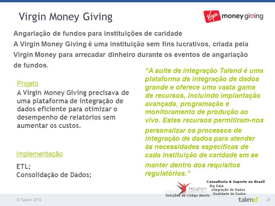 Virgin Money Giving Angariação de fundos para instituições de caridade