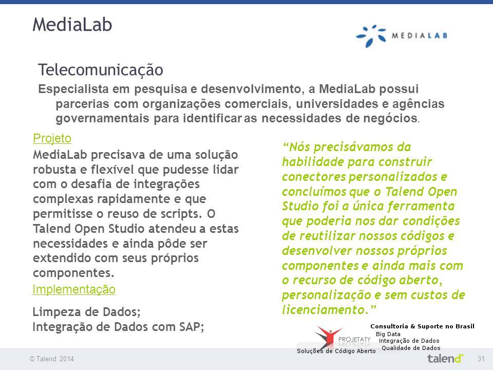MediaLab Telecomunicação