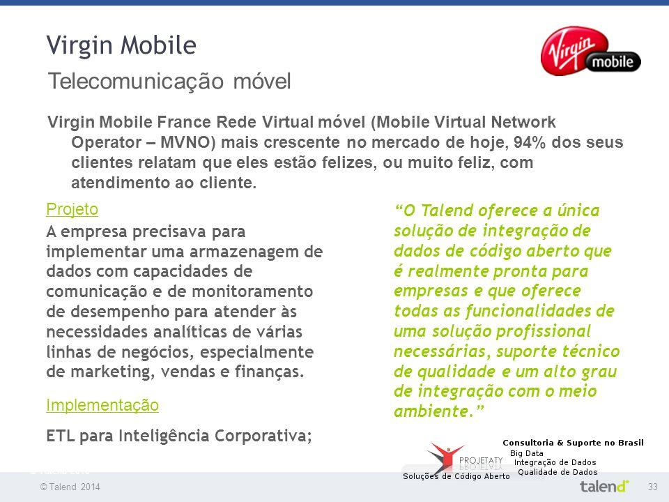 Virgin Mobile Telecomunicação móvel