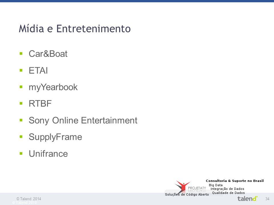 Mídia e Entretenimento