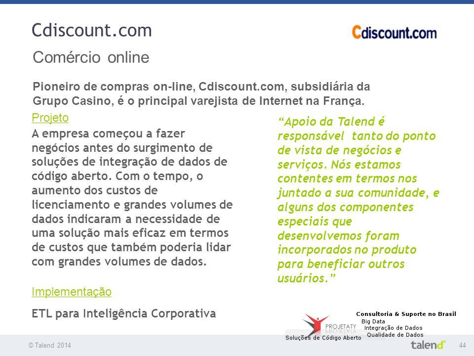 Cdiscount.com Comércio online