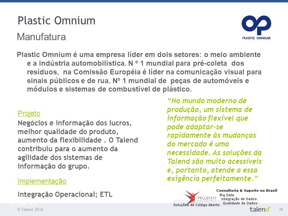 Plastic Omnium Manufatura