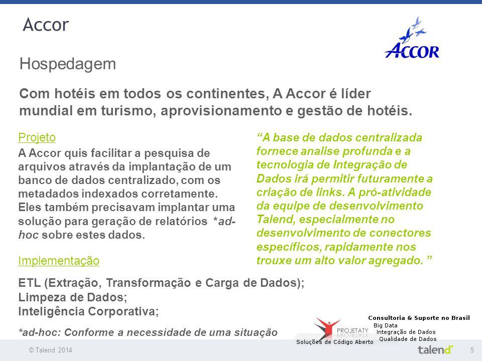 Accor Hospedagem Com hotéis em todos os continentes, A Accor é líder