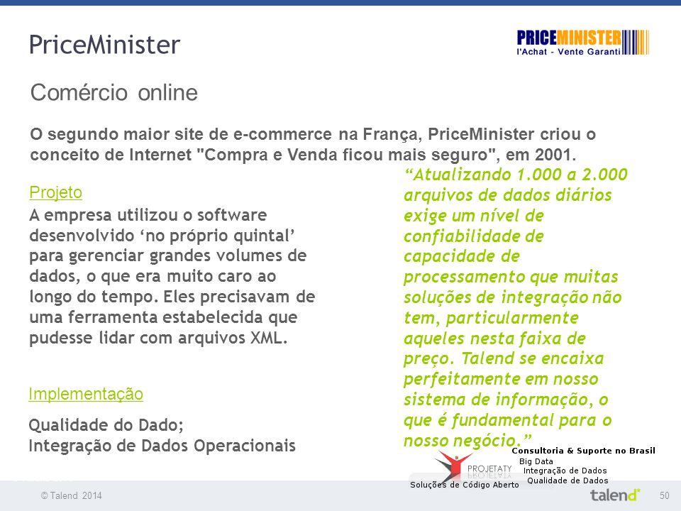 PriceMinister Comércio online