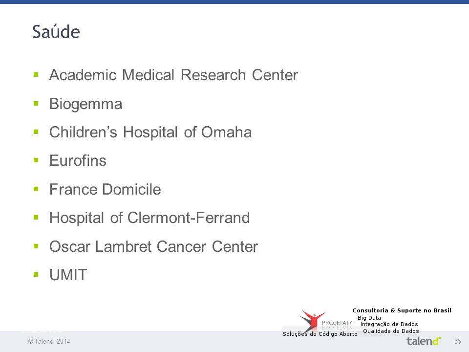 Saúde Academic Medical Research Center Biogemma