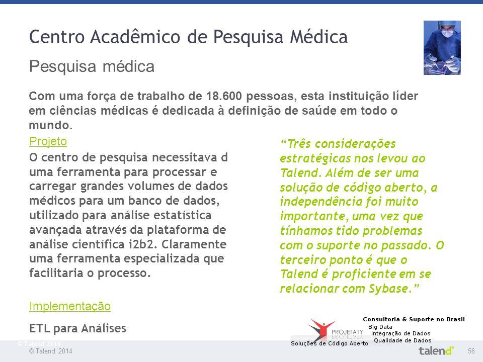 Centro Acadêmico de Pesquisa Médica