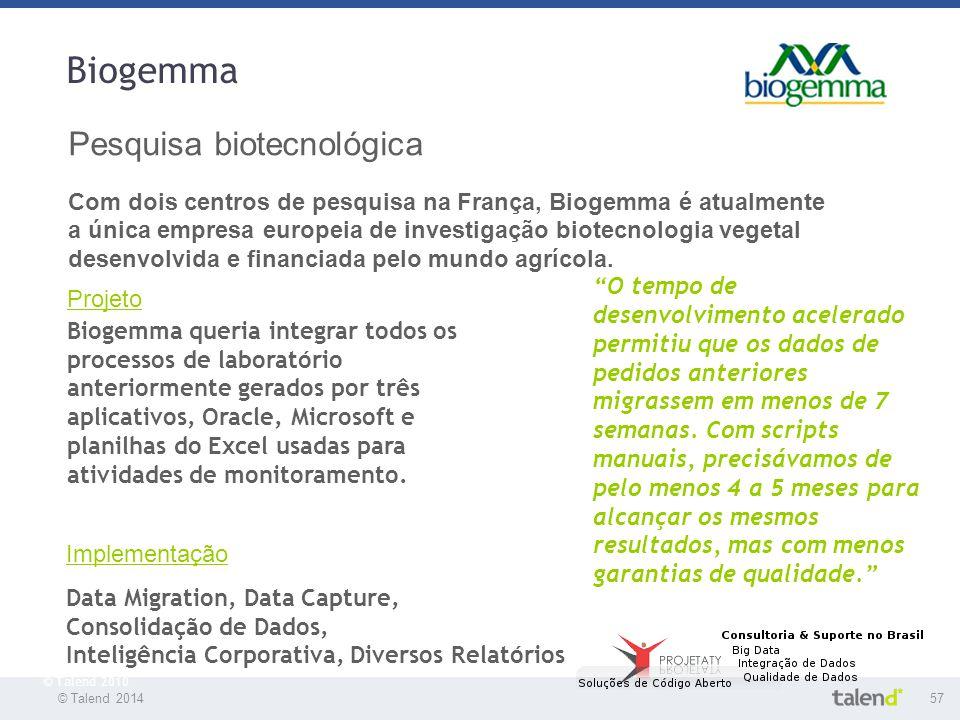 Biogemma Pesquisa biotecnológica