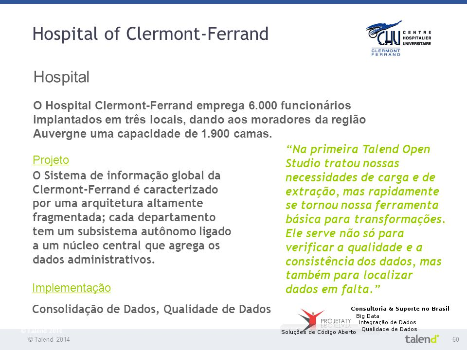 Hospital of Clermont-Ferrand