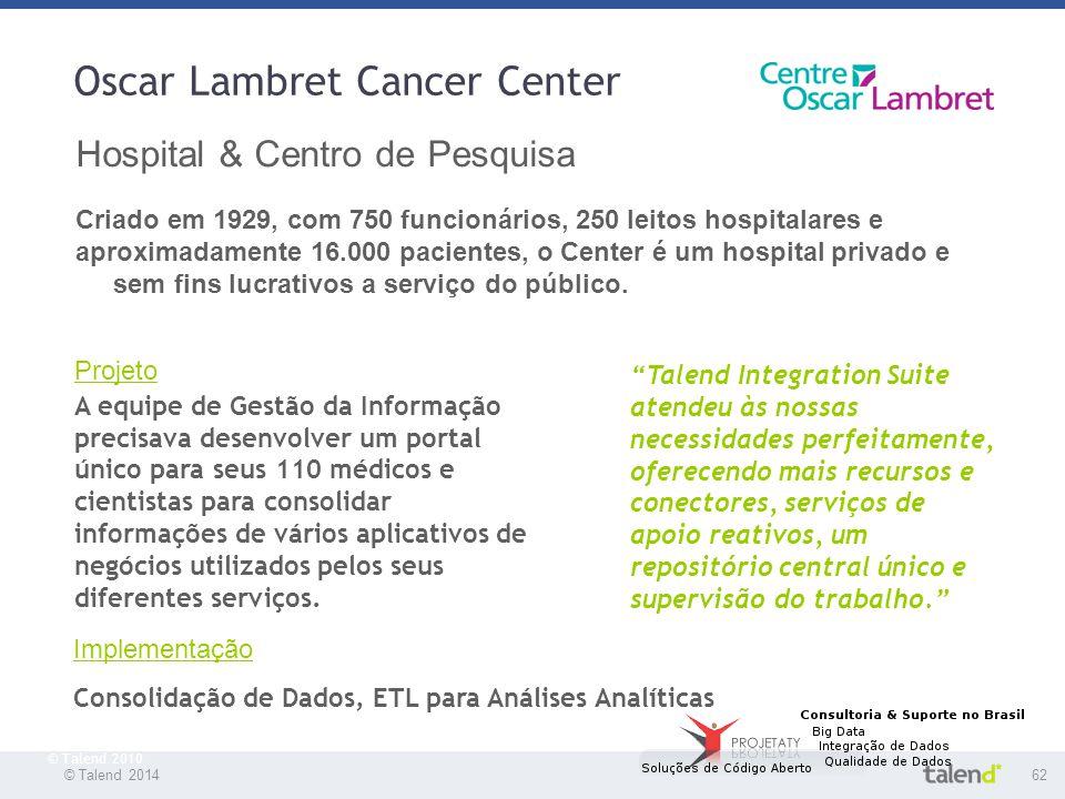 Oscar Lambret Cancer Center