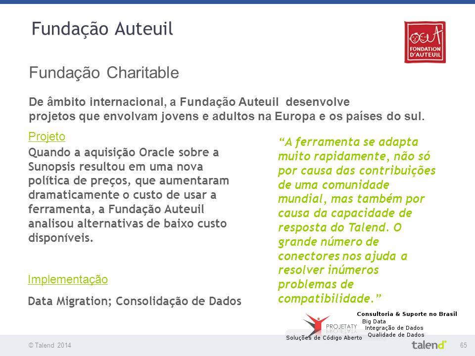 Fundação Auteuil Fundação Charitable