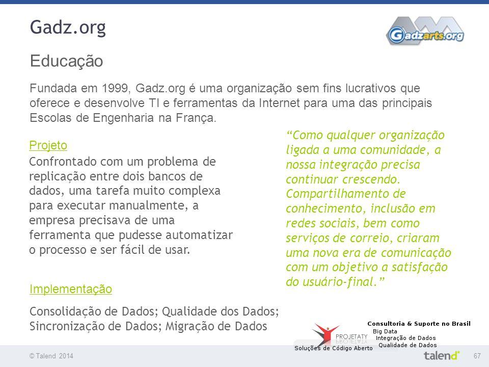 Gadz.org Educação. Fundada em 1999, Gadz.org é uma organização sem fins lucrativos que.