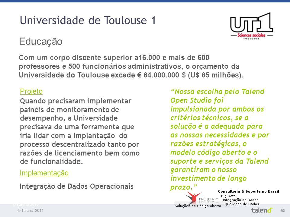 Universidade de Toulouse 1