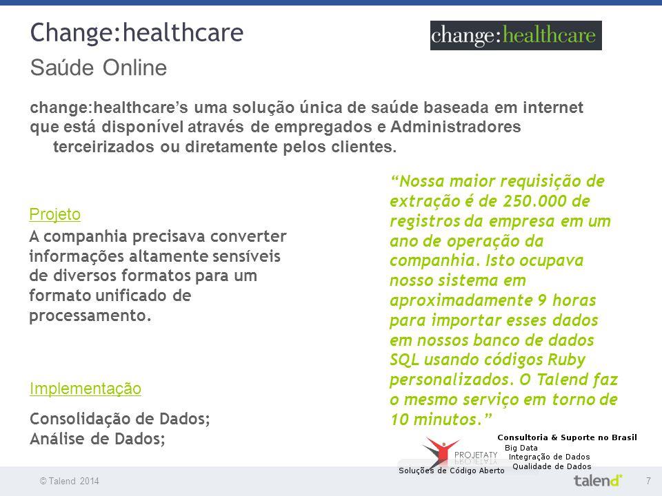 Change:healthcare Saúde Online