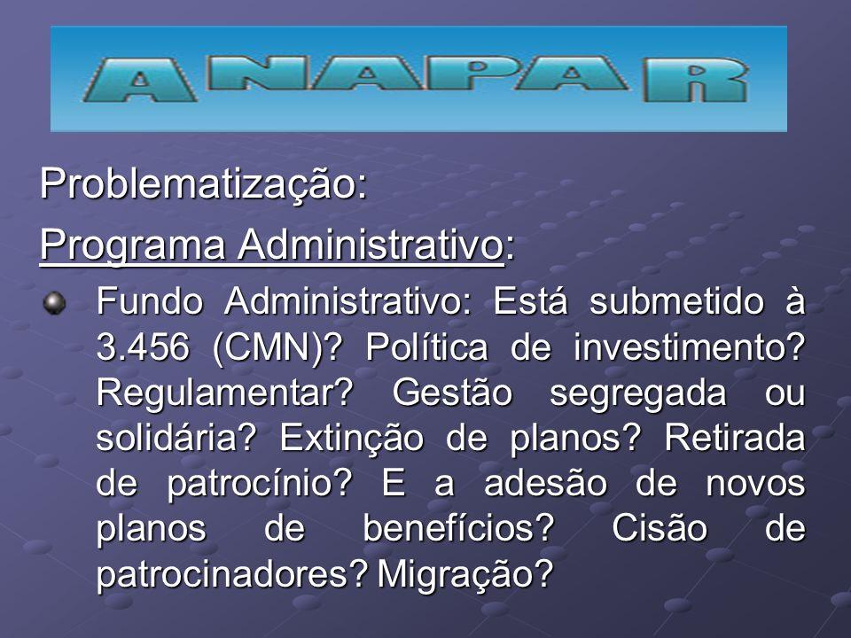 Programa Administrativo: