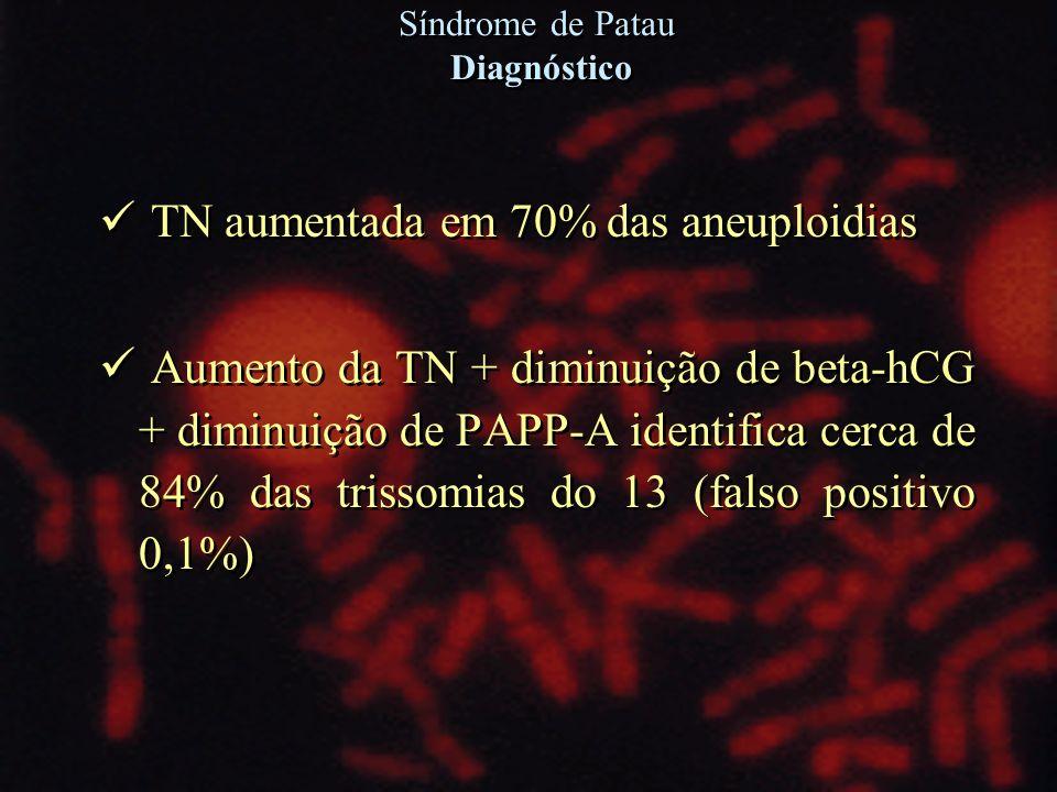 Síndrome de Patau Diagnóstico