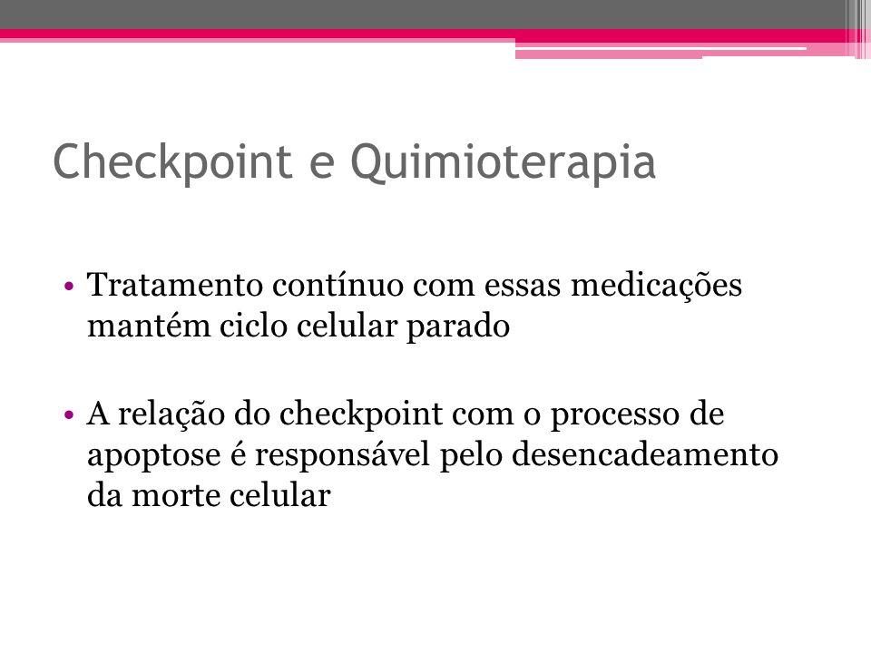 Checkpoint e Quimioterapia