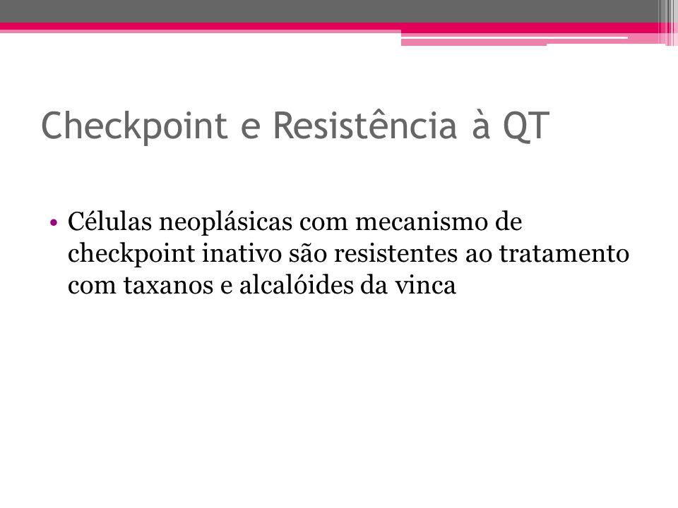 Checkpoint e Resistência à QT