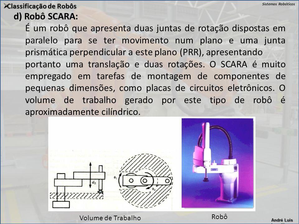 Classificação de Robôs