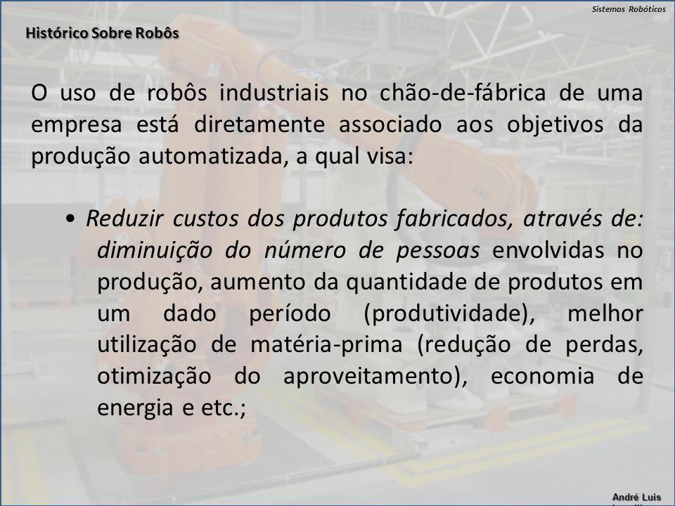 Histórico Sobre Robôs