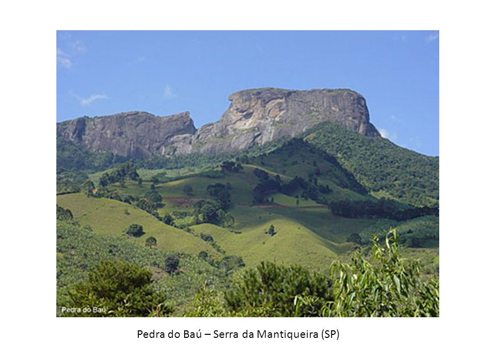 Pedra do Baú – Serra da Mantiqueira (SP)
