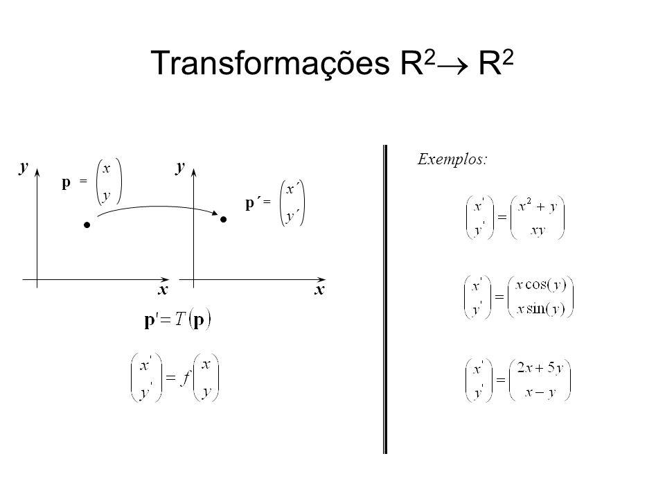 Transformações e Quatérnios