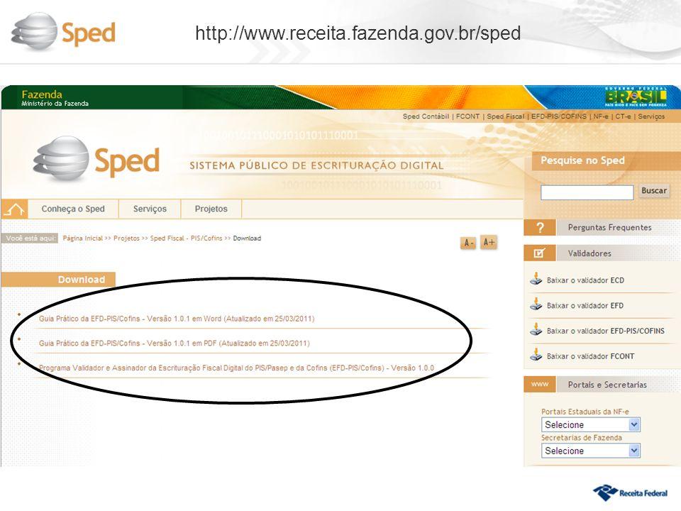 http://www.receita.fazenda.gov.br/sped