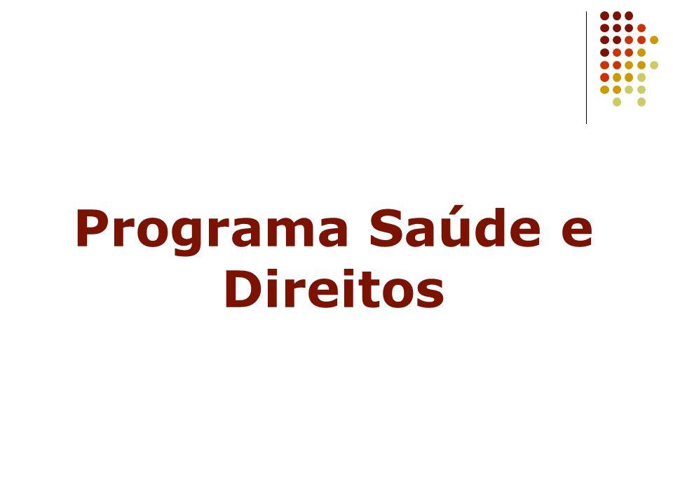 Programa Saúde e Direitos