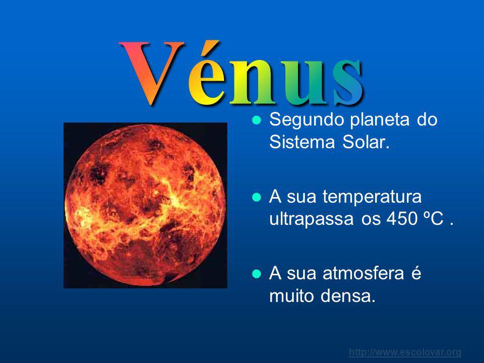 Vénus Segundo planeta do Sistema Solar.